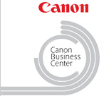 Logo Canon Center GBG