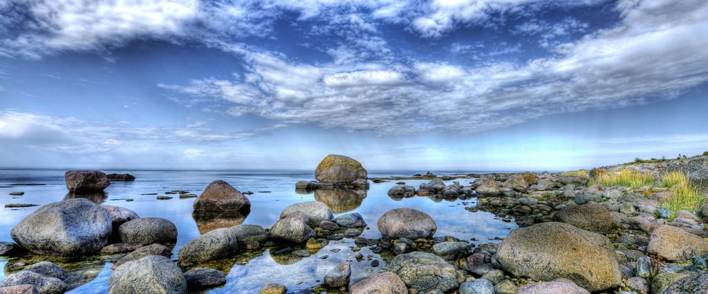Norra Öland landskapsbild fotograferad av Per Stålfors