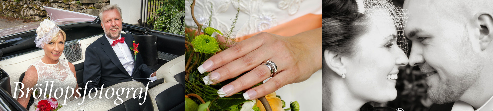 bröllopsfotograf - fotograf till bröllop