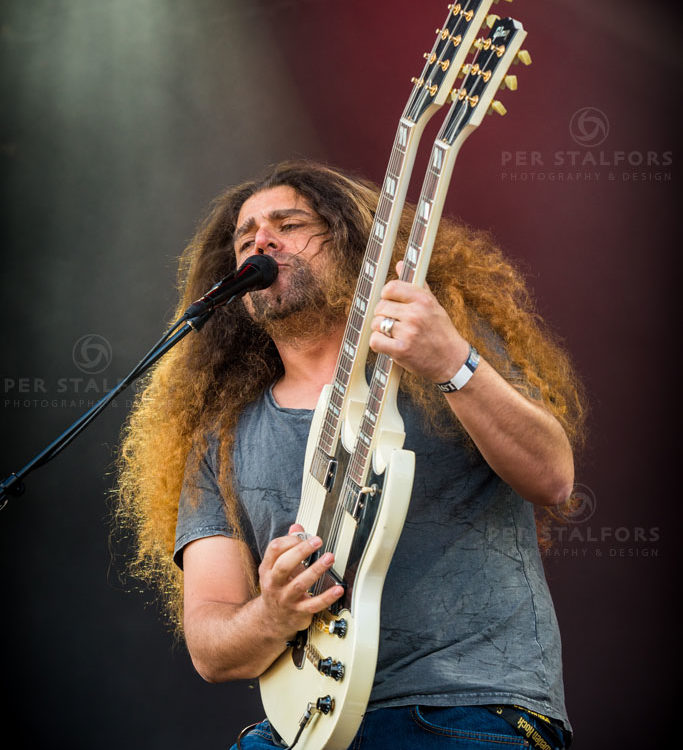 Coheed and cambria Claudio Sanchez 8383
