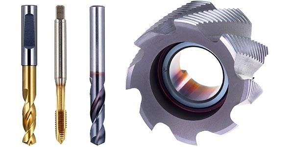 Produktfotografering skärande bearbetning för Dormer tools AB
